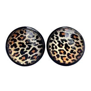 3/$15🎀 animal print earrings